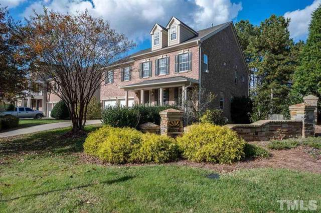 206 Olive Field Drive, Holly Springs, NC 27540 (#2353238) :: Sara Kate Homes