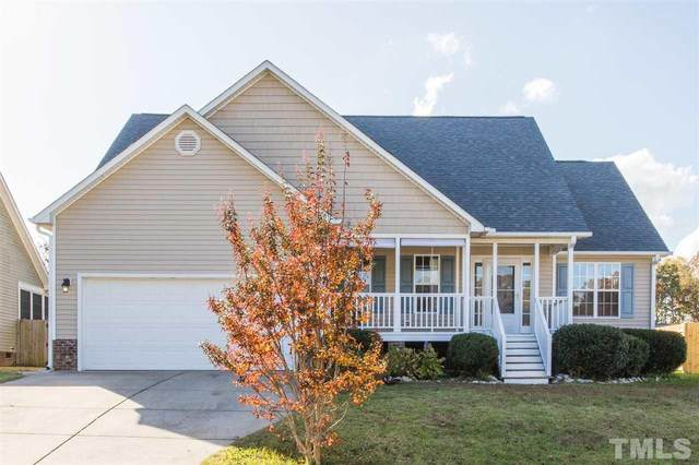 1056 S Willhaven Drive, Fuquay Varina, NC 27526 (#2353283) :: M&J Realty Group