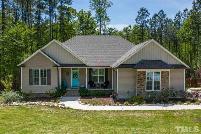 4290 Sustain Circle, Franklinton, NC 27525 (#2353290) :: Real Properties