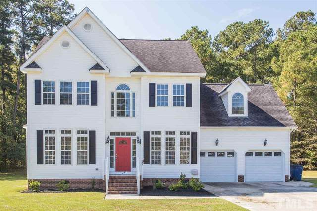 91 Brookwood Drive, Smithfield, NC 27577 (#2353306) :: Triangle Top Choice Realty, LLC