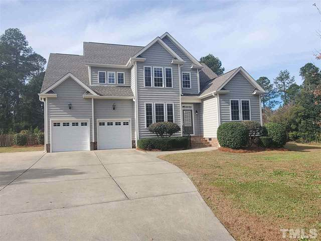 141 Ashton Lane, Angier, NC 27501 (#2353308) :: Real Estate By Design