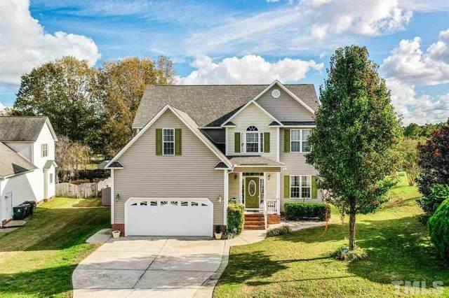 16 Great Oak Drive, Garner, NC 27529 (#2353330) :: Bright Ideas Realty