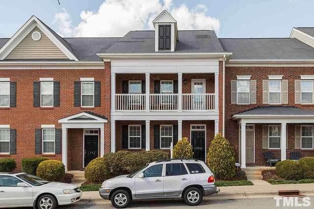 1340 Regulator Street, Raleigh, NC 27603 (#2353350) :: Real Estate By Design