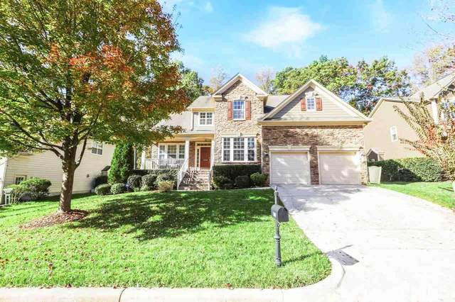 1006 Bianco Drive, Raleigh, NC 27607 (#2353355) :: Raleigh Cary Realty