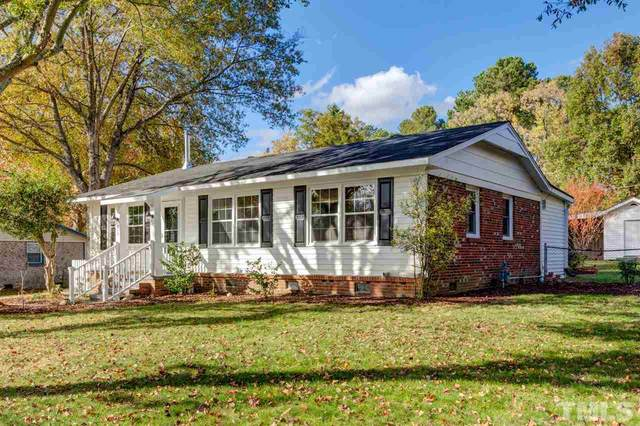 819 James Street, Apex, NC 27502 (#2353375) :: Triangle Top Choice Realty, LLC