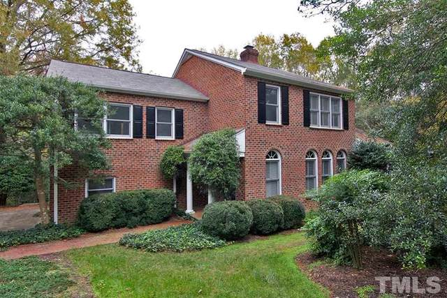 222 Stagecoach Road, Chapel Hill, NC 27514 (MLS #2353377) :: On Point Realty