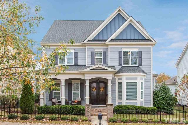 1909 Green Oaks Parkway, Holly Springs, NC 27540 (#2353381) :: Dogwood Properties