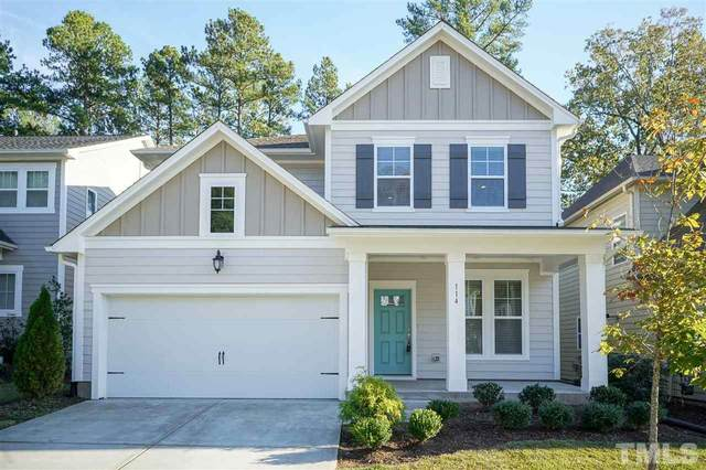 114 Chapel Run Way, Chapel Hill, NC 27517 (MLS #2353387) :: On Point Realty