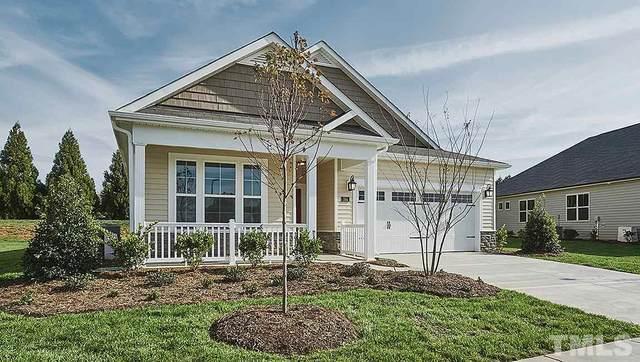 1014 Underbrush Drive Lot 20, Durham, NC 27703 (#2353430) :: Classic Carolina Realty