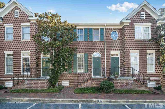 128 Fenner Lane, Raleigh, NC 27603 (#2353434) :: Real Estate By Design