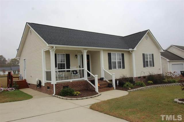 356 Water Oak Drive, Smithfield, NC 27577 (#2353458) :: Triangle Top Choice Realty, LLC