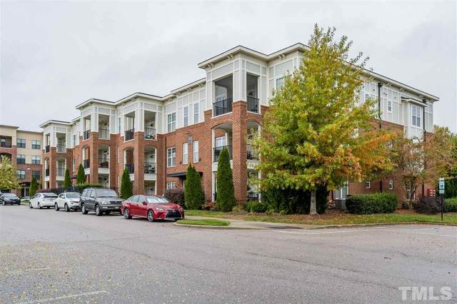 601 Finsbury Street #106, Durham, NC 27703 (MLS #2353465) :: On Point Realty