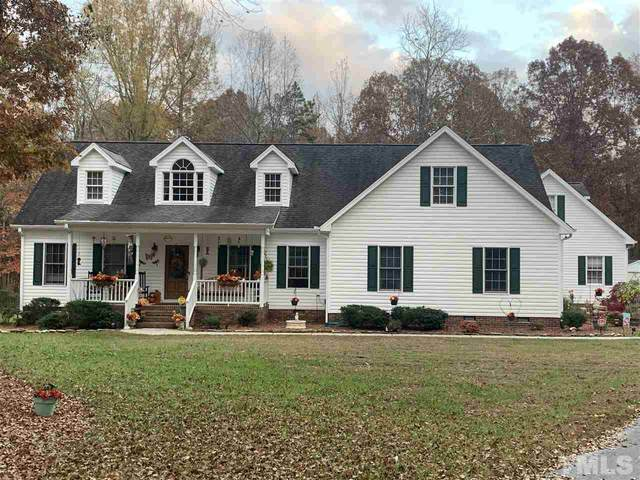 212 Holly Tree Drive, Timberlake, NC 27583 (#2353475) :: Sara Kate Homes