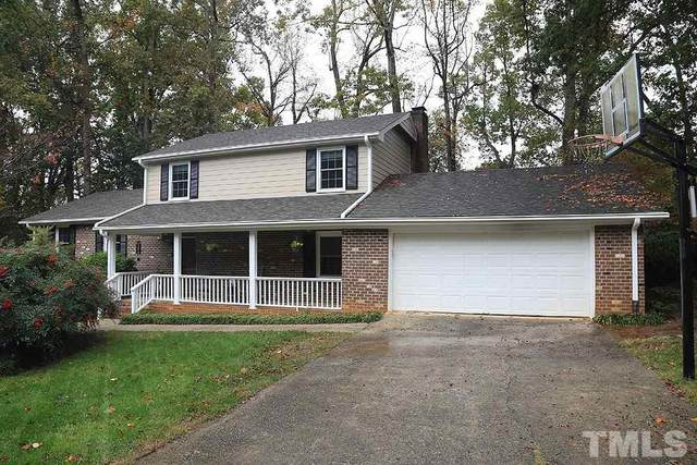 106 Castlewood Drive, Cary, NC 27511 (#2353498) :: RE/MAX Real Estate Service