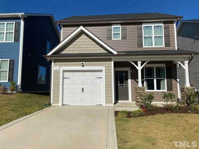 76 Pumpkin Hill Ridge, Clayton, NC 27520 (#2353506) :: Triangle Top Choice Realty, LLC