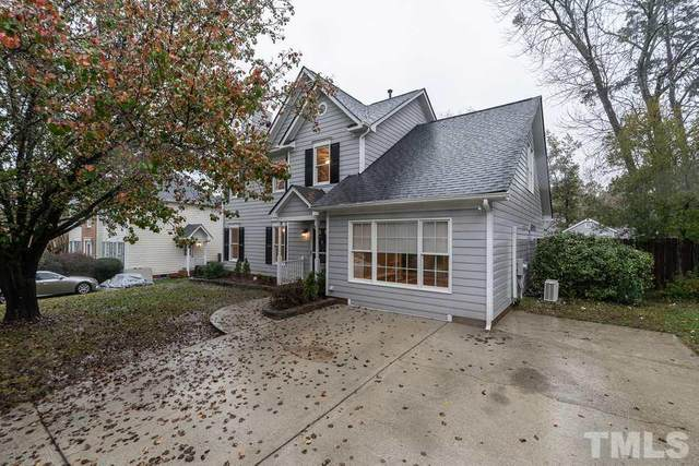 206 Copper Green Street, Cary, NC 27513 (#2353521) :: Bright Ideas Realty