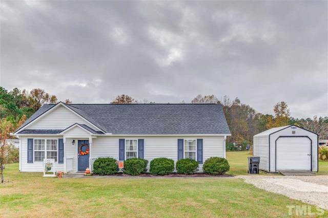 325 Ogburn Road, Smithfield, NC 27577 (#2353540) :: The Rodney Carroll Team with Hometowne Realty