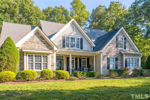 5908 Snooks Trail, Wake Forest, NC 27587 (#2353548) :: Bright Ideas Realty