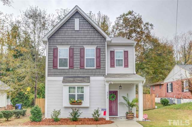 323 W Jones Street, Fuquay Varina, NC 27526 (#2353575) :: M&J Realty Group