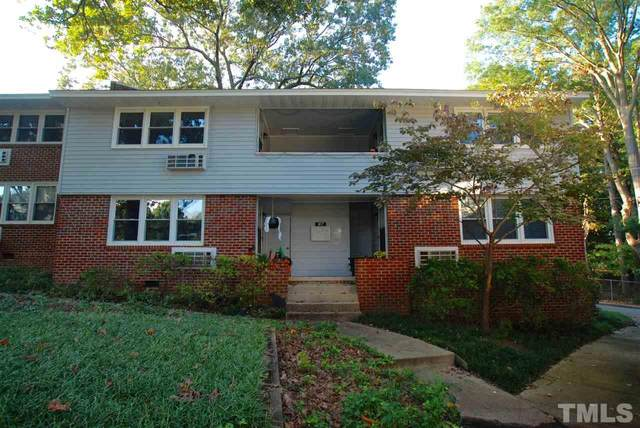 817 Daniels Street B, Raleigh, NC 27605 (#2353577) :: Real Estate By Design