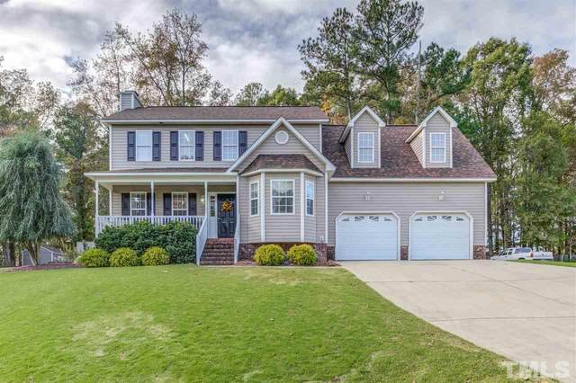8500 Old Ponderosa Circle, Raleigh, NC 27603 (#2353586) :: The Jim Allen Group