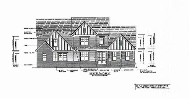 119 Cabin Creek, Pittsboro, NC 27312 (MLS #2353589) :: On Point Realty