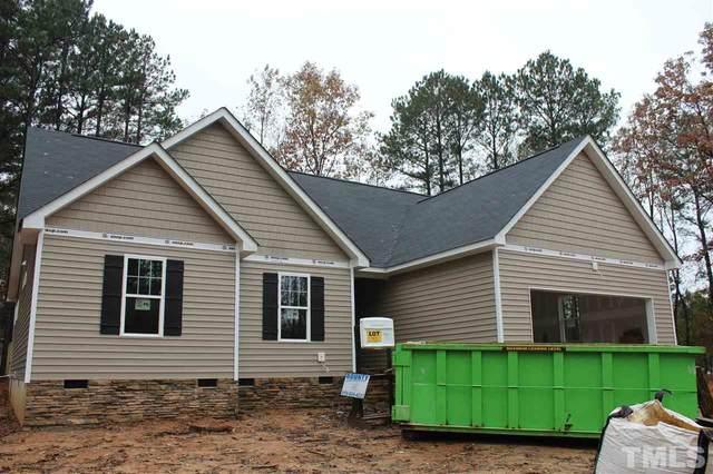 35 Wickersham Way, Louisburg, NC 27549 (#2353622) :: Triangle Top Choice Realty, LLC