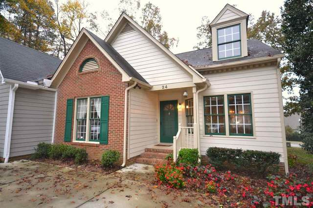 24 Renwick Court, Raleigh, NC 27615 (#2353632) :: Bright Ideas Realty