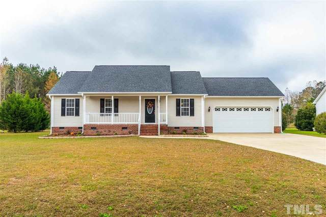 297 Pedernales Drive, Smithfield, NC 27577 (#2353641) :: The Rodney Carroll Team with Hometowne Realty