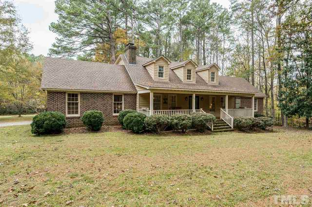 205 Edgewood Drive, Louisburg, NC 27549 (#2353643) :: Bright Ideas Realty