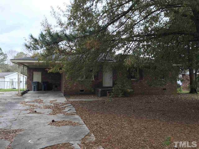 104 Cane Drive, Rocky Mount, NC 27801 (MLS #2353652) :: On Point Realty