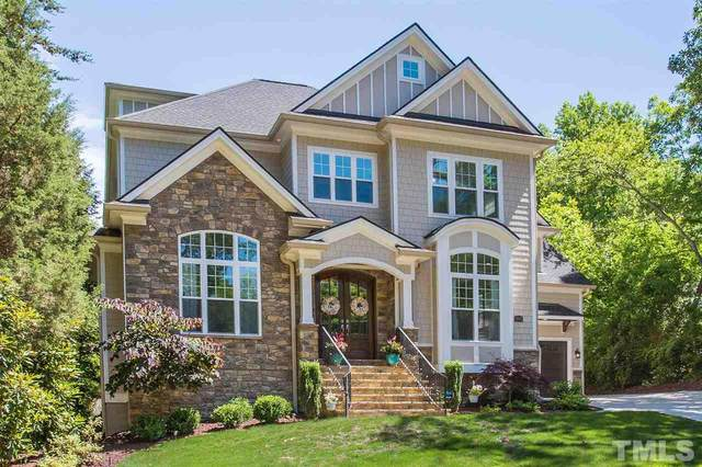 304 Saunders Street, Apex, NC 27502 (#2353657) :: Triangle Just Listed