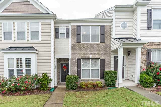 100 Stratford Lakes Drive #109, Durham, NC 27713 (#2353682) :: Bright Ideas Realty