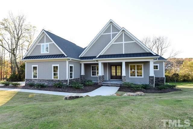 150 Harvest Lane, Pittsboro, NC 27312 (#2353688) :: Classic Carolina Realty