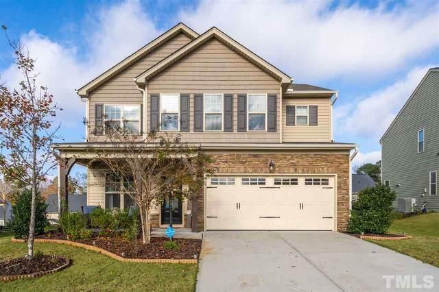 346 Naples Lane, Clayton, NC 27527 (#2353692) :: M&J Realty Group