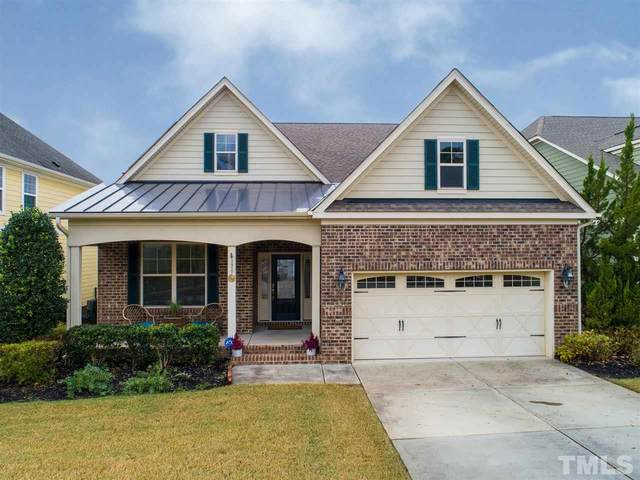 120 Silver Bluff Street, Holly Springs, NC 27540 (#2353694) :: Dogwood Properties