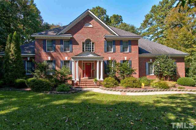 308 Stonybrook Road, Rocky Mount, NC 27804 (#2353707) :: Raleigh Cary Realty