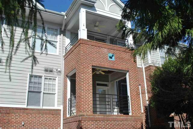 701 Copperline Drive #205, Chapel Hill, NC 27516 (#2353729) :: Triangle Top Choice Realty, LLC