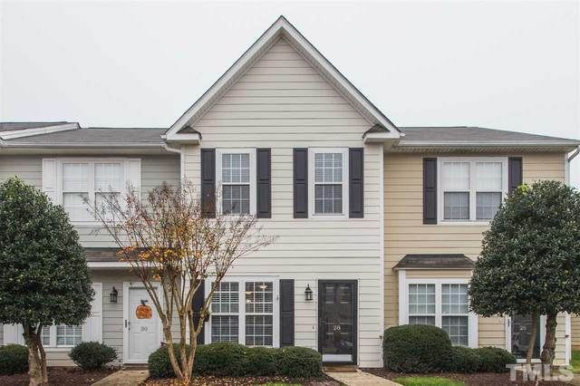 28 Belhaven Drive, Clayton, NC 27520 (MLS #2353738) :: On Point Realty