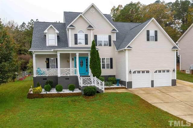 183 Great Oak Drive, Garner, NC 27529 (#2353747) :: Bright Ideas Realty