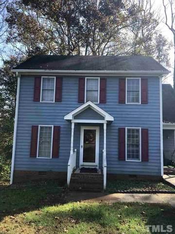 428 Johnson Street, Garner, NC 27529 (#2353754) :: Dogwood Properties