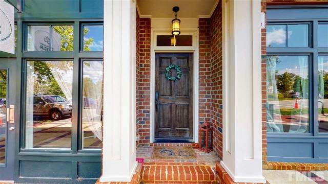 222 E Winmore Avenue R4, Chapel Hill, NC 27516 (#2353775) :: Raleigh Cary Realty