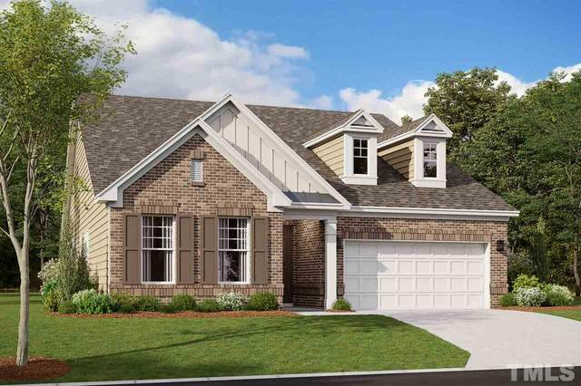1421 Stonemill Falls Drive #67, Wake Forest, NC 27587 (#2353790) :: M&J Realty Group