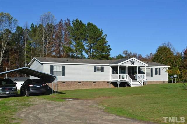 144 Sunset Ridge Drive, Norlina, NC 27563 (MLS #2353819) :: On Point Realty