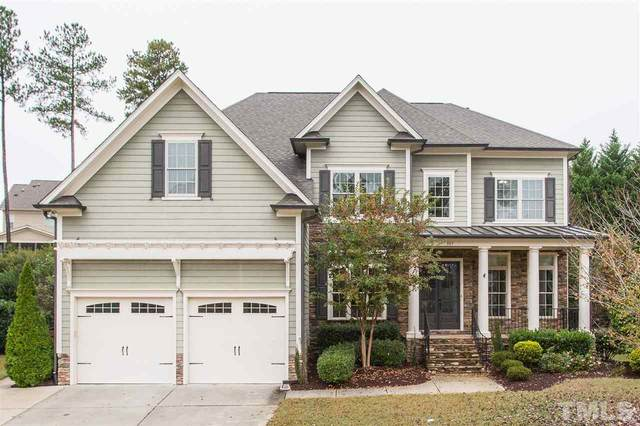 305 Parkman Grant Drive, Cary, NC 27519 (#2353824) :: Real Estate By Design