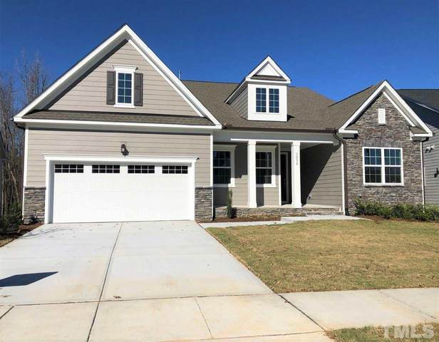 3036 Mavisbank Circle #259, Apex, NC 27502 (#2353851) :: Marti Hampton Team brokered by eXp Realty