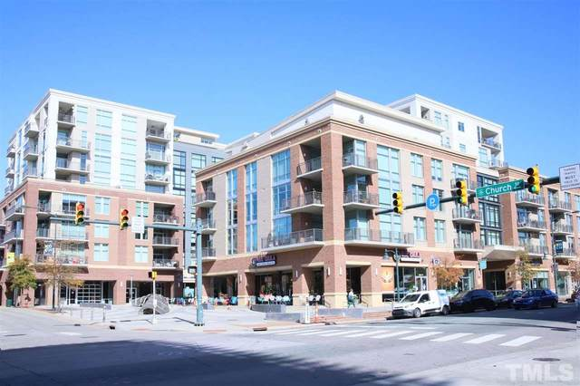 140 W Franklin Street #609, Chapel Hill, NC 27516 (MLS #2353883) :: On Point Realty