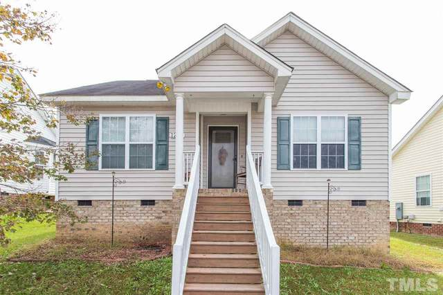 1237 Sweetgrass Street, Knightdale, NC 27545 (#2353945) :: M&J Realty Group