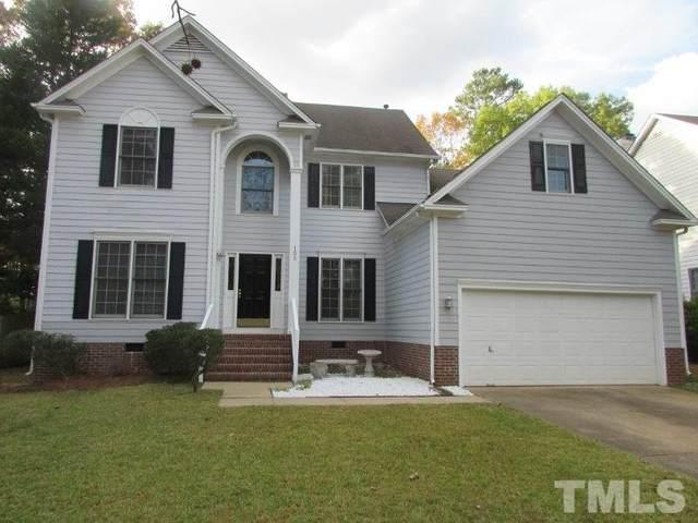 105 Maldon Drive, Cary, NC 27513 (#2353973) :: Classic Carolina Realty