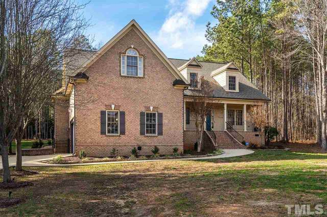 20 Flagstone Court, Franklinton, NC 27525 (#2353976) :: Real Estate By Design